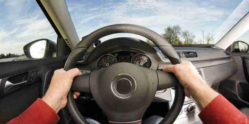Como é a história do volante?