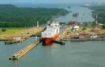 Como é o Canal do Panamá?