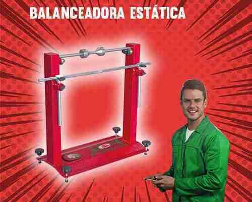 balanceador estatico e alinhador de rodas