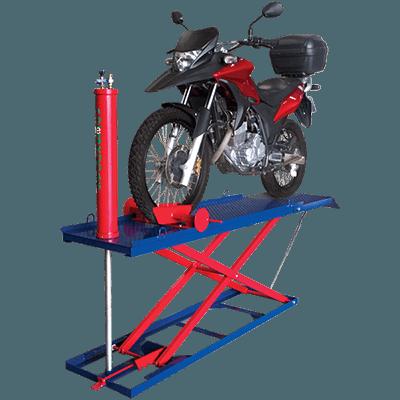 rampas de oficina de motos