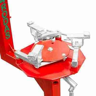Mesa - Sistema de 3 garras
