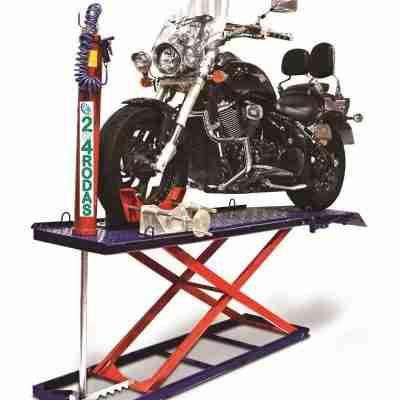 elevador de moto