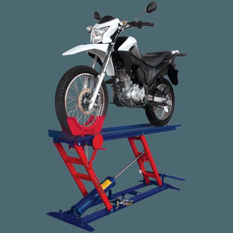 rampa pneumática para moto EMCP250