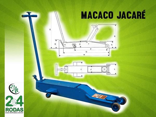 Macaco Jacaré