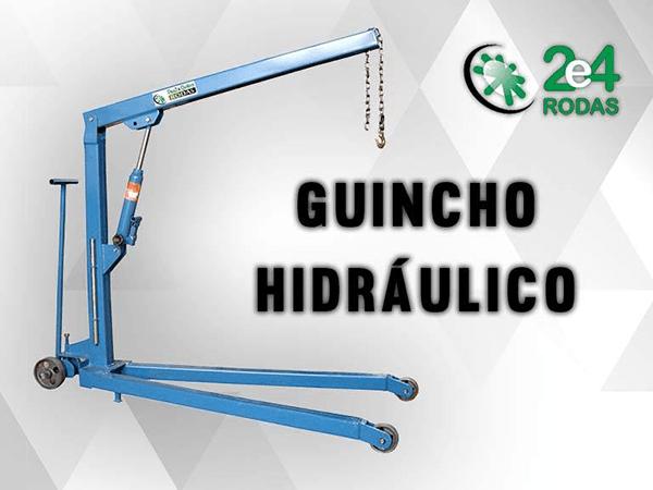 Guincho Hidráulico