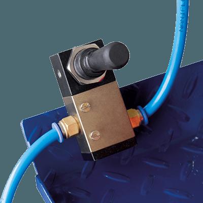 Válvula de acionamento tipo joystick