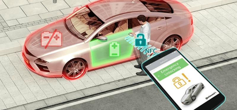 Como serão as chaves digitais chaves digitais dos carros autônomos