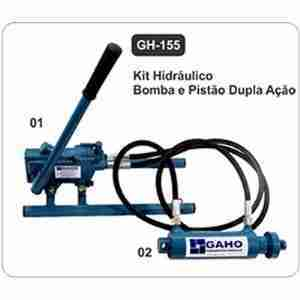 DEQ 155 – Kit Hidráulico e Sistema de Dupla Ação