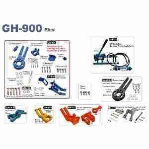 DEQ 900 Plus – Cambagem e caster dianteiro