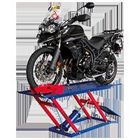 Elevador Pneumático de Moto Standard DEQPS350