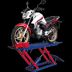 Elevador Pneumático de Moto Standard DEQPS250
