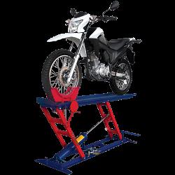 Elevador Pneumático de moto DEQP250