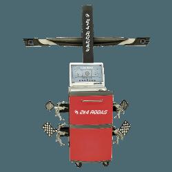 Alinhador de Rodas 3D DEQ 9000