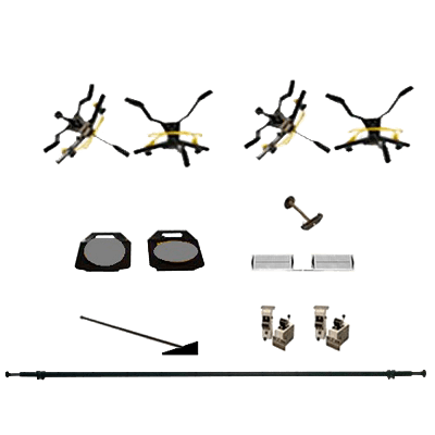 alinhador de rodas 2e4rodas acessórios