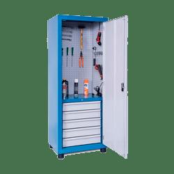 Armário em aço para ferramentas com 5 gavetas – ARMPM13