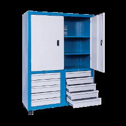 Armário de Aço com Gavetas para Ferramentas – ARMPM03
