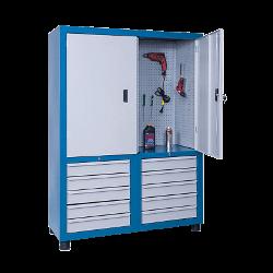 Armário de Aço Porta Ferramentas com 10 Gavetas – ARMPM05