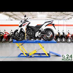 Rampa de Moto para Lavação 400Kg – DEQPL400