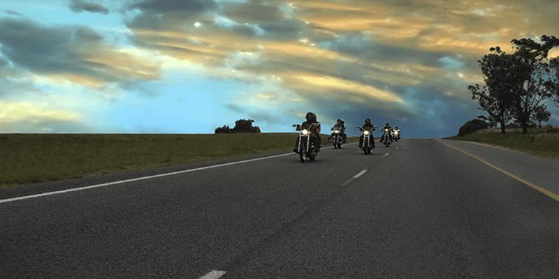 Viagens de moto, saiba o que deve fazer para se prevenir?