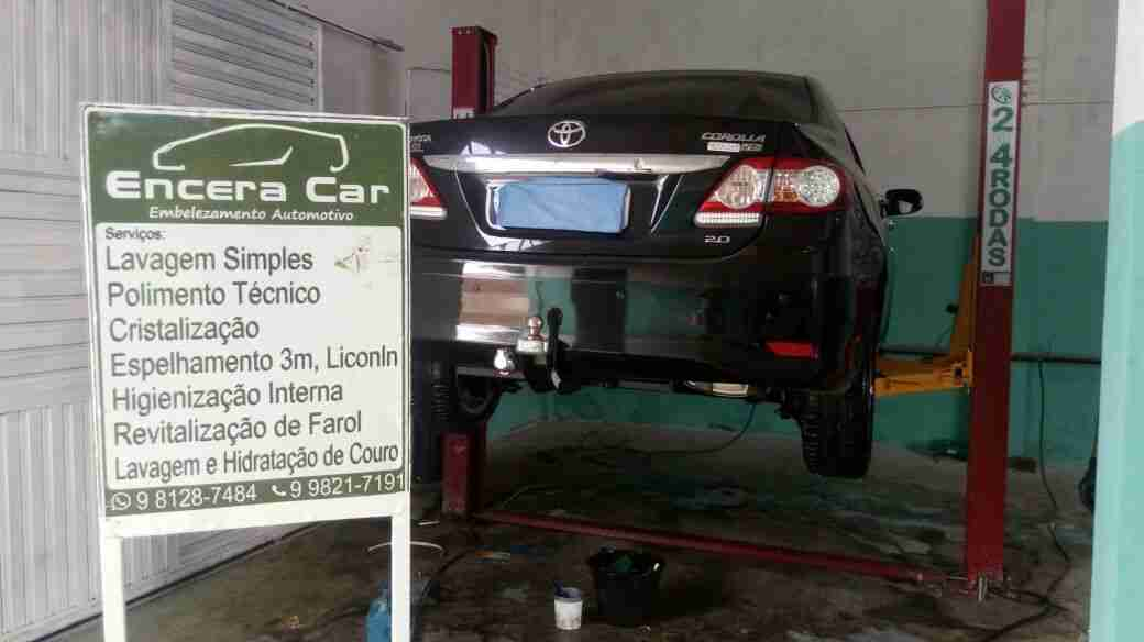 Elevador Automotivo Hidráulico 2500 kg – Encera Car – Poções/BA