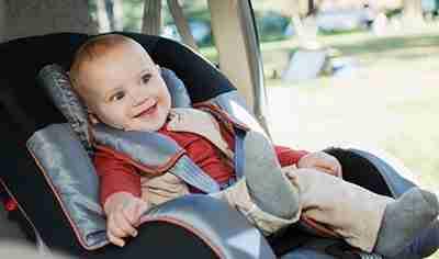 Cadeirinha de bebê: Como Instalar?