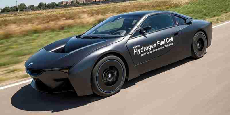 Carro movido a hidrogênio, o carro da nova era