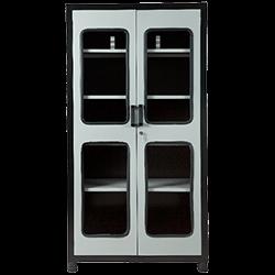 Armário com 4 Prateleiras Removíveis e Porta com Visor ARMOK006
