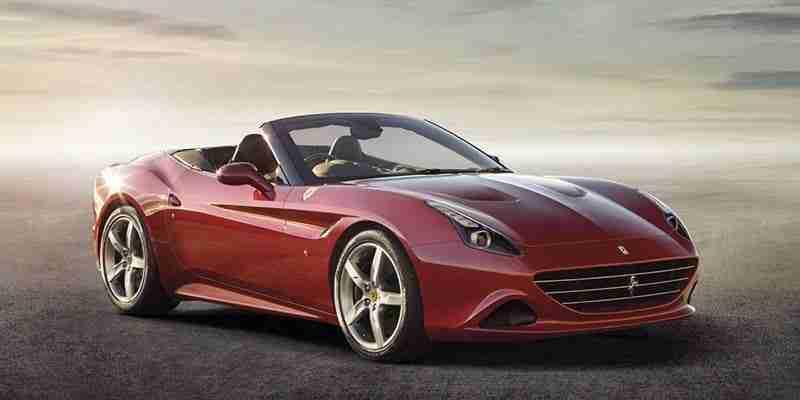 Como é o novo lançamento do carro Ferrari California