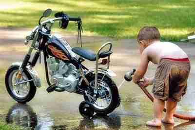 Como cuidar da sua moto