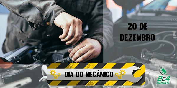 Dia do Mecânico – 20 de dezembro