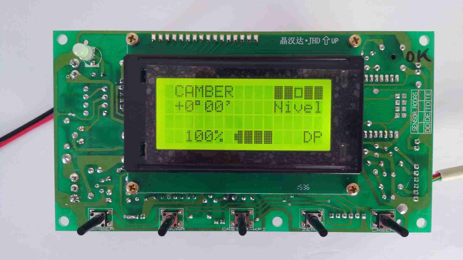 alinhador a laser kit alinhador computadorizado wireless display