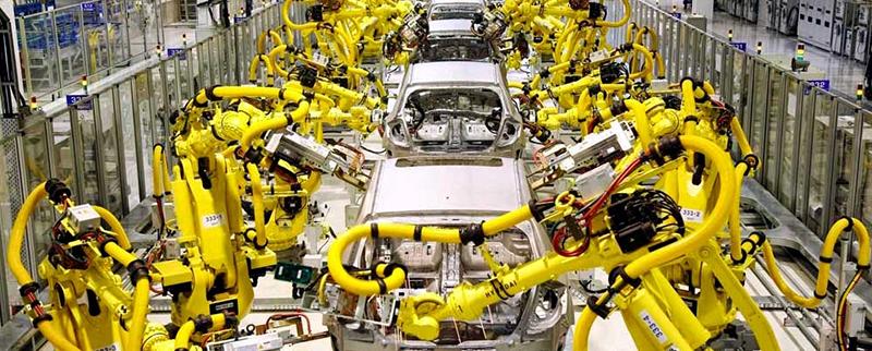 Quanto subiu a produção de veículos acumulada nesse ano?