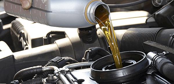 Qual a composição do óleo lubrificante?