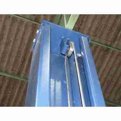 Elevacar hidraulico roldana