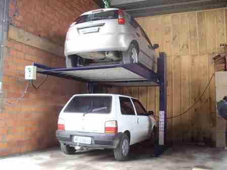 Duplicador de Garagem Hidráulico