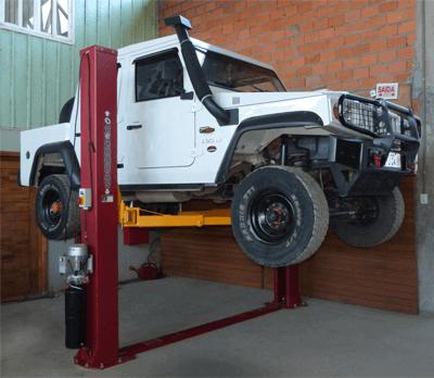 Elevadores Automotivos 4,2 ton