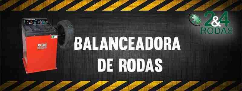 Balanceadora de Rodas Automática DEQ02BW