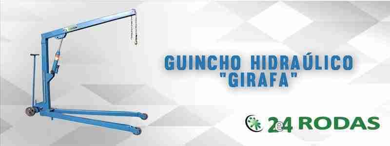 "Guincho Hidráulico ""Girafa"""