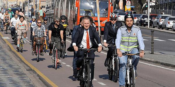 Como é Mobilidade Urbana de 1º Mundo?