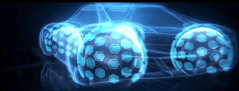 Goodyear traz para o Brasil pneu conceitual movido por Inteligência Artificial