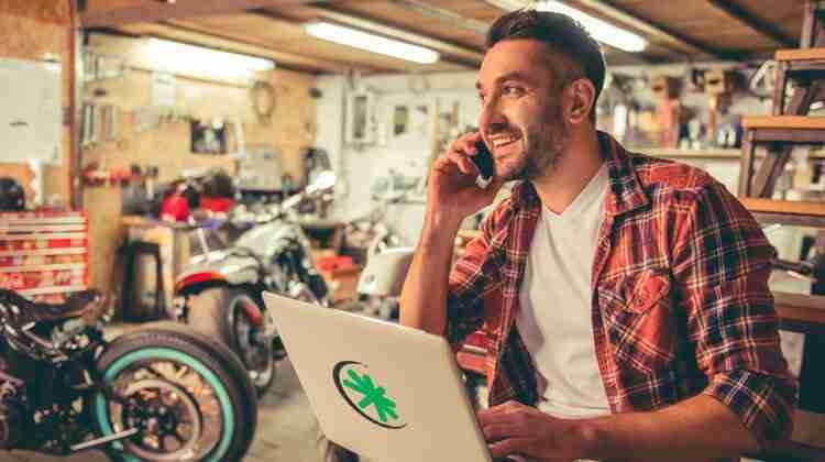 Como montar sua oficina de moto.