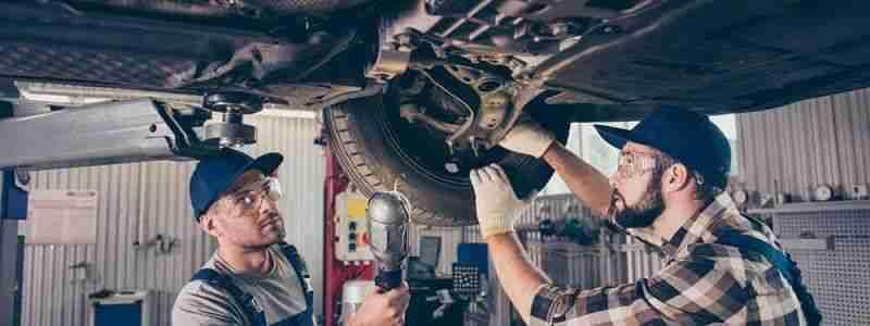 Como prevenir acidentes nos Centros Automotivos