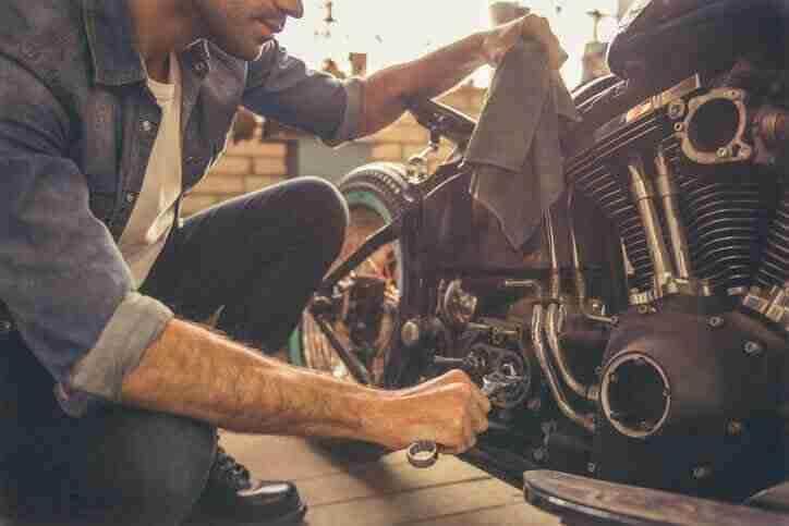 Aprenda a cuidar do motor da sua moto
