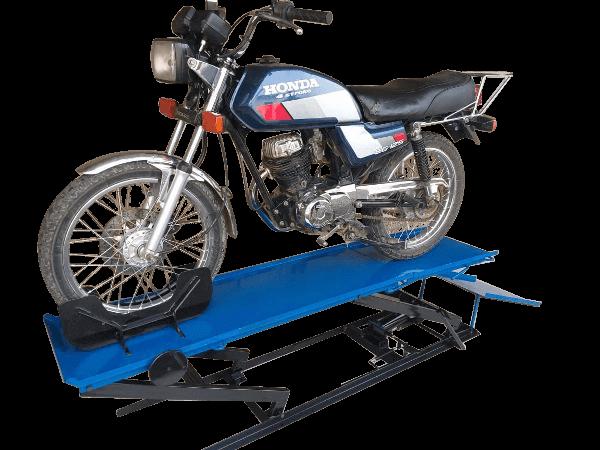 Elevador de Moto Hidráulico 350 kg – DEQH350