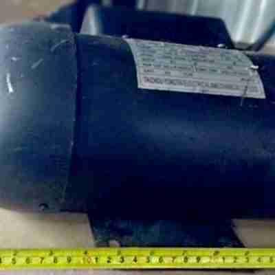 motor da desmontadora de pneu