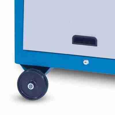 Rack Industrial com Porta de Vidro - RPCVPM03 6