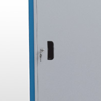 Móveis para Oficina Mecânica Porta com Visor ACRÍLICO - GAVPM820A 3
