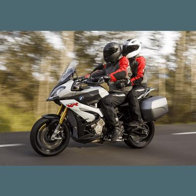 viajar de moto com BMW S1000XR