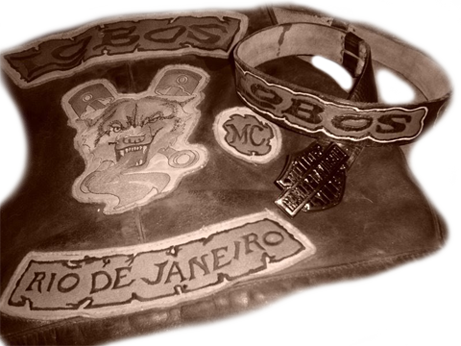 Lobos motoclube-Rio de Janeiro