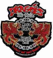 Conheça os Dragões do Vale Moto Clube